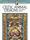 Creative Haven Celtic Animal Designs Coloring Book - Cari Buziak (Paperback)