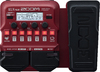 Zoom B1X FOUR Bass Guitar Multi-Effects Pedal (Red)