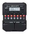 Zoom G1 FOUR Electric Guitar Multi-Effects Pedal (Black)