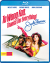 To Wong Foo Thanks For Everything Julie Newmar (Region A Blu-ray)