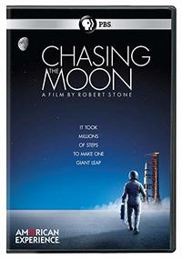 American Experience: Chasing the Moon (Region 1 DVD) - Cover