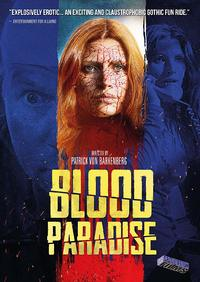 Blood Paradise (Region A Blu-ray) - Cover