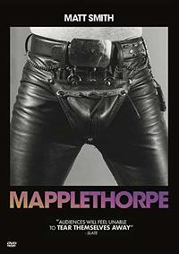 Mapplethorpe (Region 1 DVD) - Cover