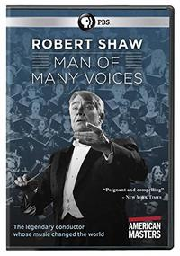 American Masters: Robert Shaw - Man of Many Voices (Region 1 DVD) - Cover