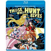 Those Who Hunt Elves (Region A Blu-ray)