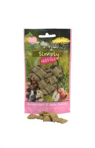 Rosewood - Simply Nibbles - Garden Herb & Apple Cushions (50g) - Cover