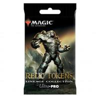 Ultra Pro - Magic: The Gathering - Relic Tokens Lineage Collection
