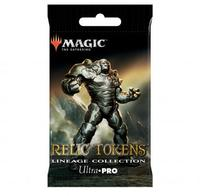 Ultra Pro - Magic: The Gathering - Relic Tokens Lineage Collection - Cover