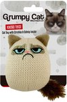 Rosewood - Grumpy Cat Knit Pouncey Cat Toy