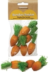 Rosewood - Woodies Play Carrots Toy (Pack of 6)