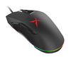 Creative Labs Sound BlasterX Siege M04 RGB USB Gaming Mouse - Black