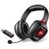 Creative Labs Sound Blaster Tactic3D Rage Wireless On-Ear Gaming Headset - Black