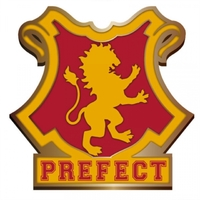 Harry Potter - Gryffindor Prefect Enamel Badge - Cover