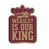 Harry Potter - King Weasley Enamel Badge