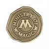 Harry Potter - Ministry Of Magic Enamel Badge