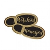 Harry Potter - Mischief Managed Enamel Badge