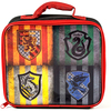 Harry Potter - House Crests Lunch Bag