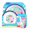 Peppa Pig - Play Cool Dinner Set (3 Piece Set) Cover