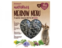 Rosewood - Naturals Meadow Menu Rabbit (2kg) - Cover