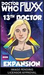 Doctor Who Fluxx - 13th Doctor Expansion (Card Game)
