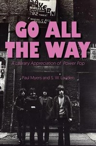 Go All The Way - Paul Myers (Paperback) - Cover