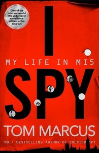 I Spy - Tom Marcus (Hardcover) - Cover