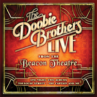 Doobie Brothers - Live From the Beacon Theatre (CD) - Cover