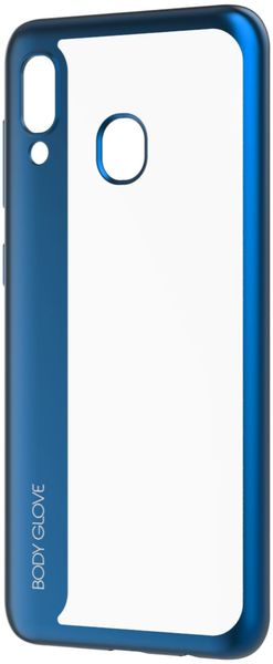 new product 85dc4 2fb76 Body Glove Spirit Case for Samsung Galaxy A30 - Blue and Clear