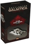 Battlestar Galactica: Starship Battles - Cylon Heavy Raider (Veteran) Expansion (Miniatures)