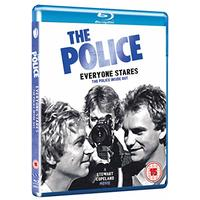 Police - Everyone Stares - the Police Inside Out (Region A Blu-ray)
