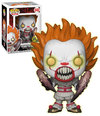 Funko Pop! Movies - IT - Pennywise With Spider Legs Vinyl Figure