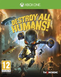 Destroy All Humans! - Remake (Xbox One)