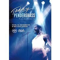 Teddy Pendergrass - If You Don'T Know Me (Region 1 DVD)