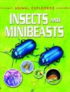 Insects and Minibeasts - Clare Hibbert (Library)