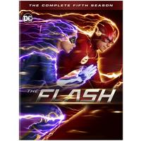 Flash: Complete Fifth Season (Region 1 DVD)