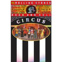 Rolling Stones - Rock and Roll Circus (Region A Blu-ray)