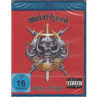 Motorhead - Stage Fright (Live At the Philipshalle Dusseldorf) (Region A Blu-ray)