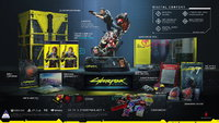 Cyberpunk 2077 - Collector's Edition (PC Download Code in the Box) - Cover