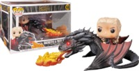 Funko Pop! Rides - Game of Thrones - Daenerys On Fiery Drogon - Cover