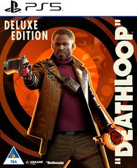 Deathloop - Deluxe Edition (PS5) - Cover