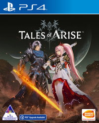 Tales of Arise (PS4) - Cover