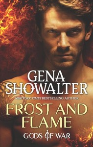 Frost and Flame - Gena Showalter (Paperback)