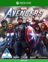 Marvel's Avengers (Xbox One) - Cover
