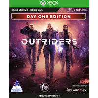 Outriders - Day One Edition (Xbox Series X / Xbox One)