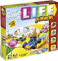 The Game of Life Junior (Board Game)