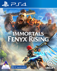 Immortals Fenyx Rising (PS4/PS5 Upgrade Available) - Cover