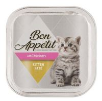 Bon Appétit - Chicken Paté Kitten Food (100g)