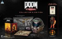 DOOM Eternal - Collector's Edition (PS4) - Cover
