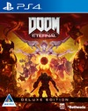 DOOM Eternal - Deluxe Edition (PS4)