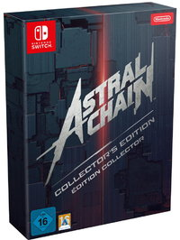 Astral Chain - Collector's Edition (Nintendo Switch) - Cover